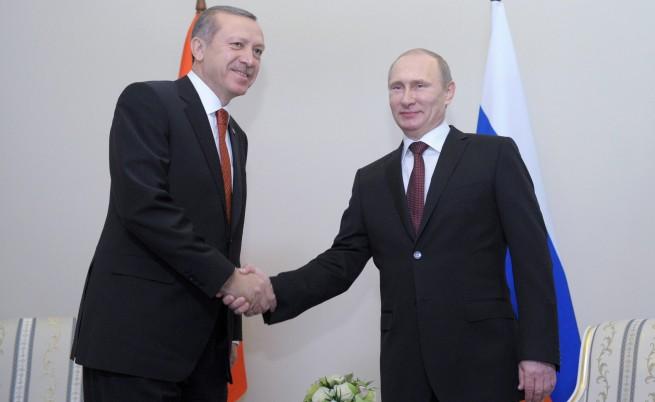 Путин: Не Русия, а ЕС шантажира Украйна