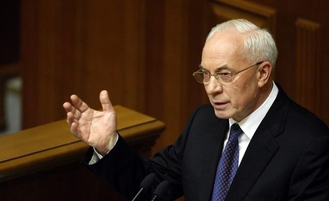 Азаров: Готов съм за оставка, ако решението за ЕС е грешно