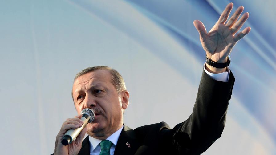 """Ердоган: """"Ислямска държава"""" унищожава ислямската цивилизация"""
