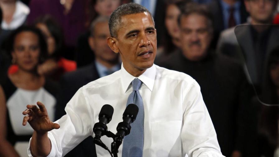 Обама за Иран: По-малко резки изявления