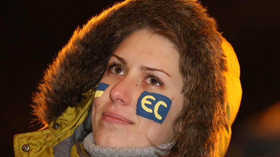 Янукович: Споразумението с ЕС - при по-добри времена
