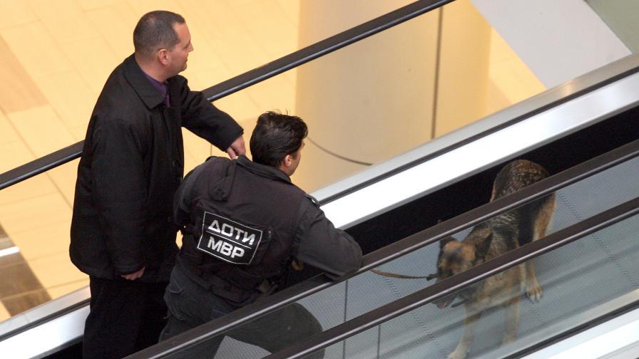 Заплаха за бомба затвори столичен мол