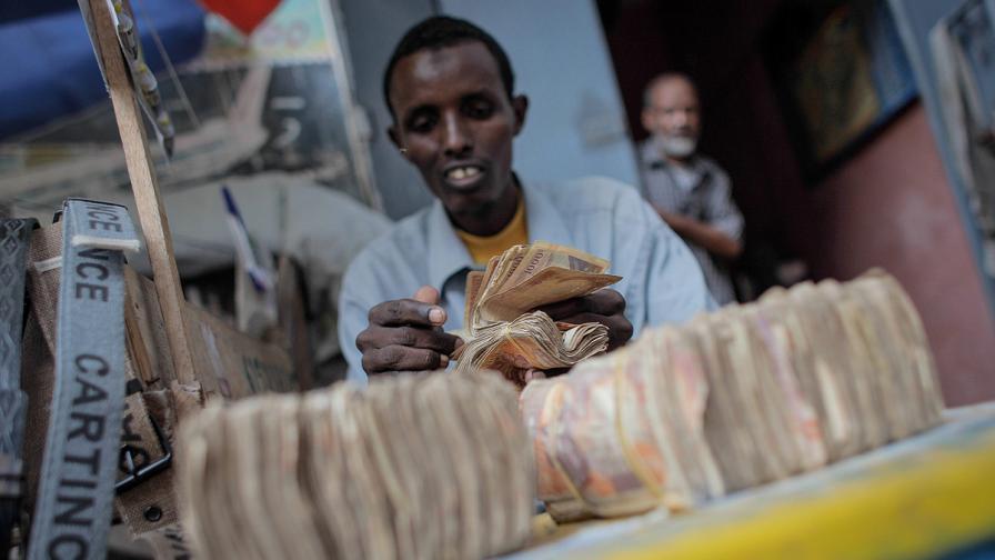 Пет държави правят африканско евро