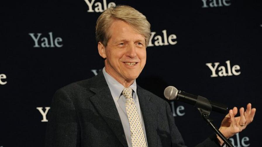 Робърт Шилър предупреждава за балон на стоковия пазар в САЩ