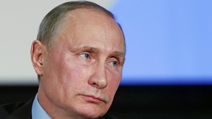 Путин: Русия трябва да засили присъствието си в Арктика