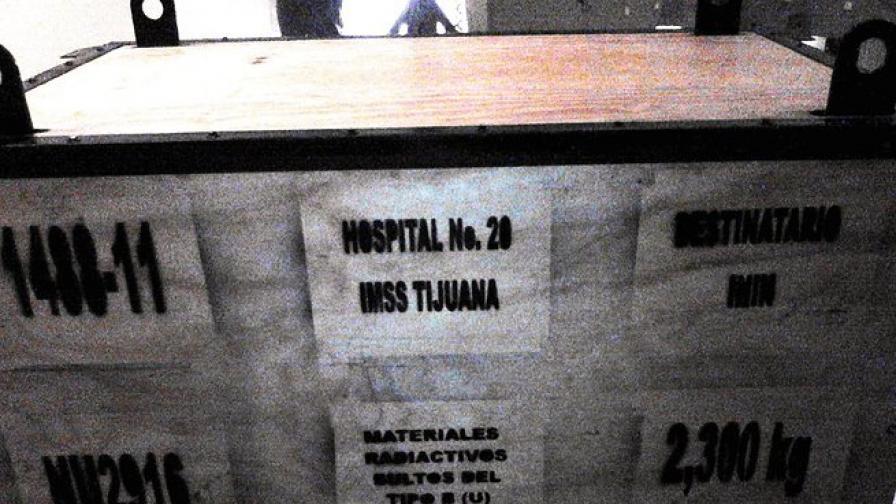 Откриха откраднат в Мексико радиоактивен материал