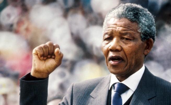 Мандела: Куражът не е липса на страх, а победа над него