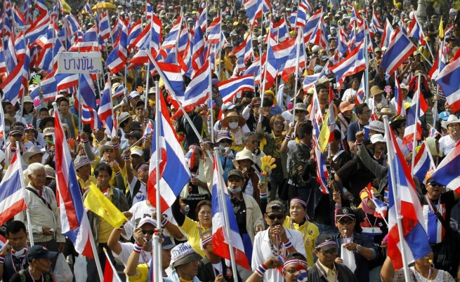 Опозицията в Тайланд готви