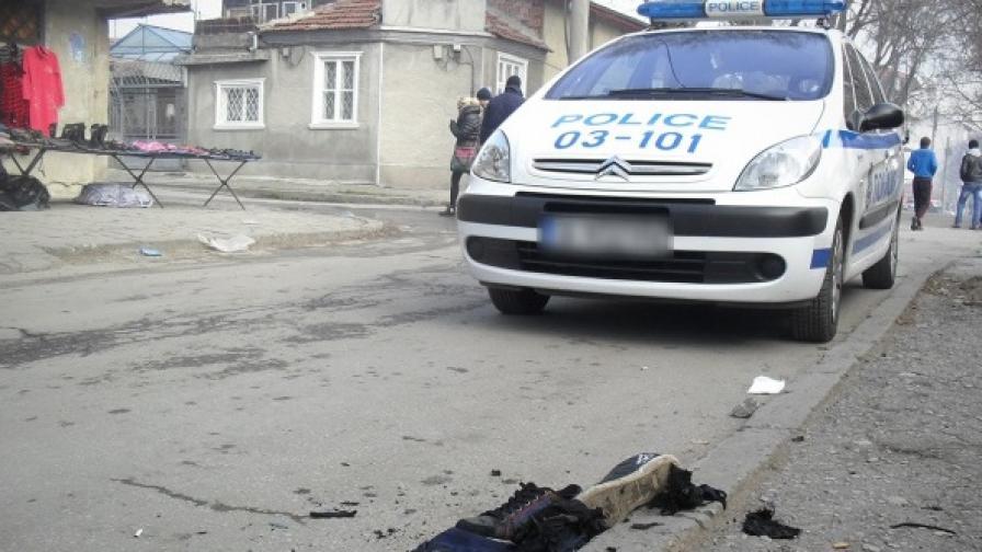 Младеж се самозапали във Варна