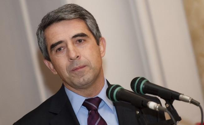 Плевнелиев: Рано е да говорим за вето на новия Наказателен кодекс
