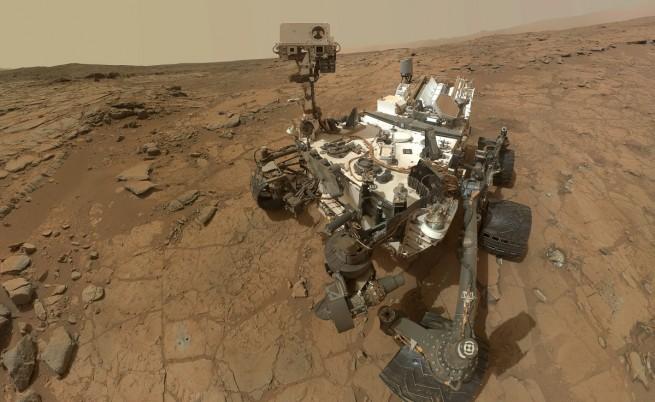 Откриха доказателства за сладководно езеро на Марс