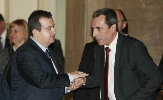 Премиерите на България и Сърбия: