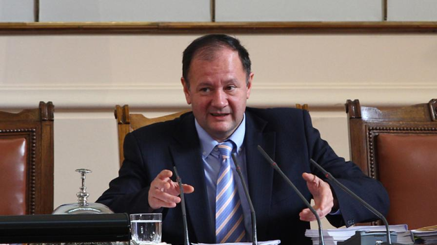 Миков: Уреждаме износа за Китай на селскостопански продукти