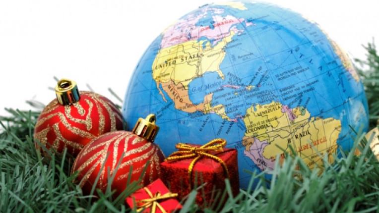 трапеза традиция пътешествие околосветско Коледа Нова година специалитети