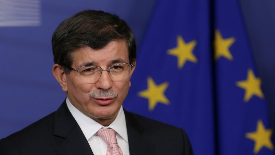 Новото турско правителство иска бързо членство в ЕС