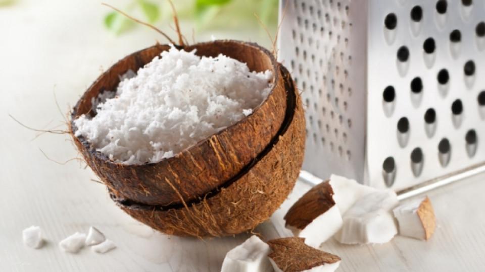 Какво му е полезното на кокосовия орех