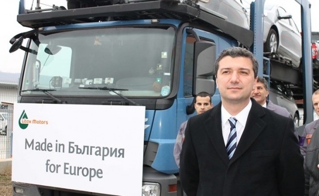 Произведени в България автомобили тръгнаха към европейския пазар