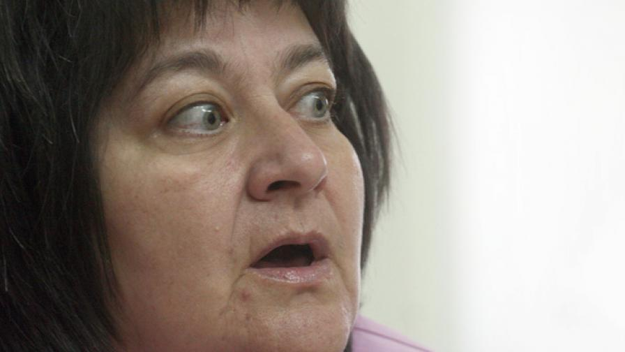Лидия Йорданова, бивш директор на НЦИОМ