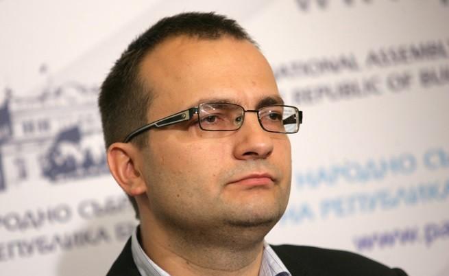 Мартин Димитров напусна