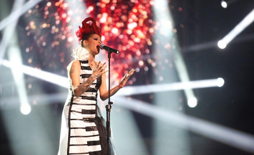 - Певицата Жана Бергендорф често сменя своите визии, провокира почитатели и променя външността си