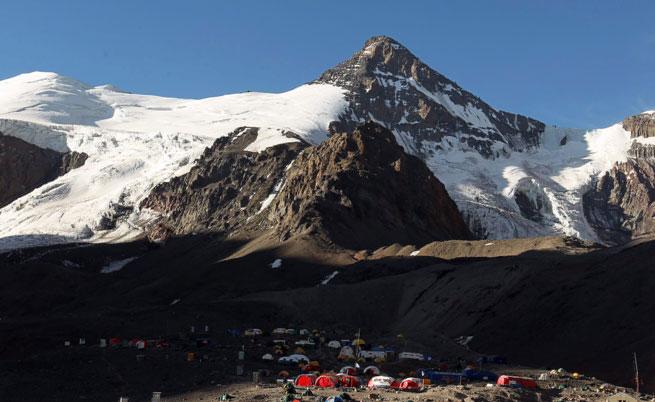 Българин покори най-високия връх в Южна Америка