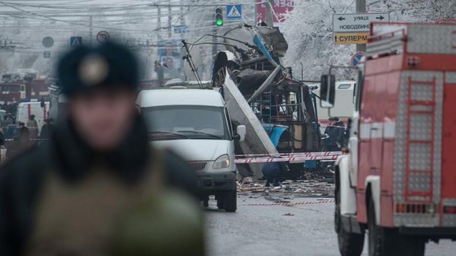 Жертвите във Волгоград - от 66 години до 8 месеца