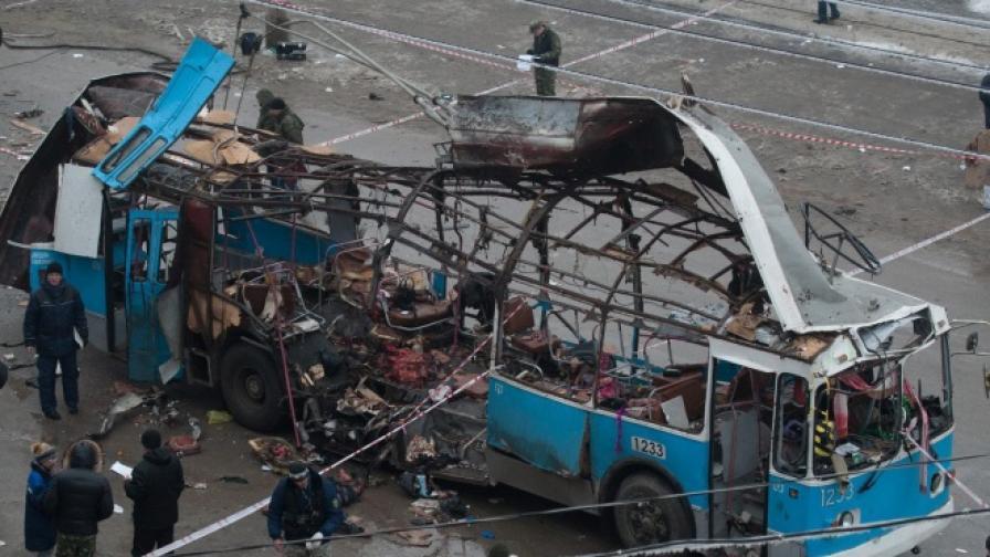 Русия в страх от нова вълна тероризъм преди Сочи