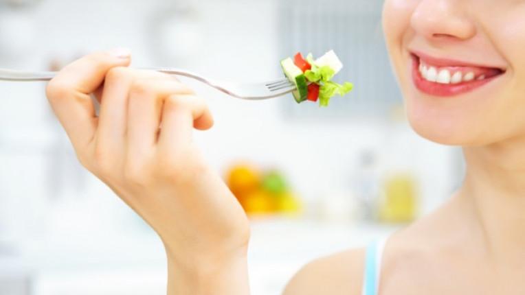 ядене хапки отслабване хранене глад ситост преяждане