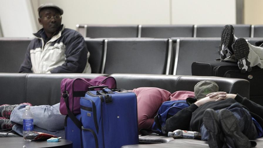 Недоспиването - с ефектa на удар по главата