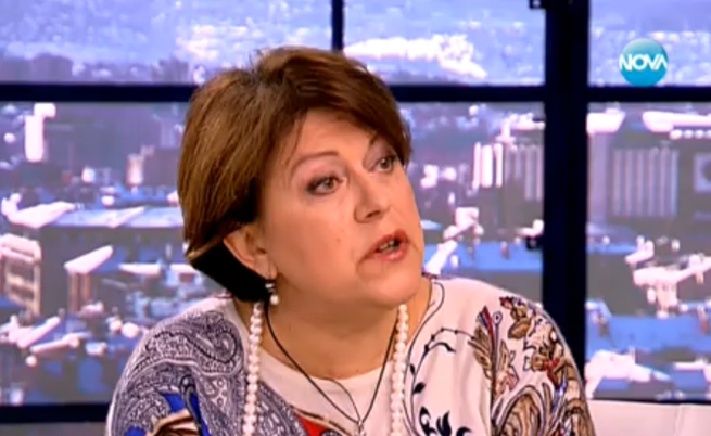 Татяна Дончева призова за общ реформаторски фронт