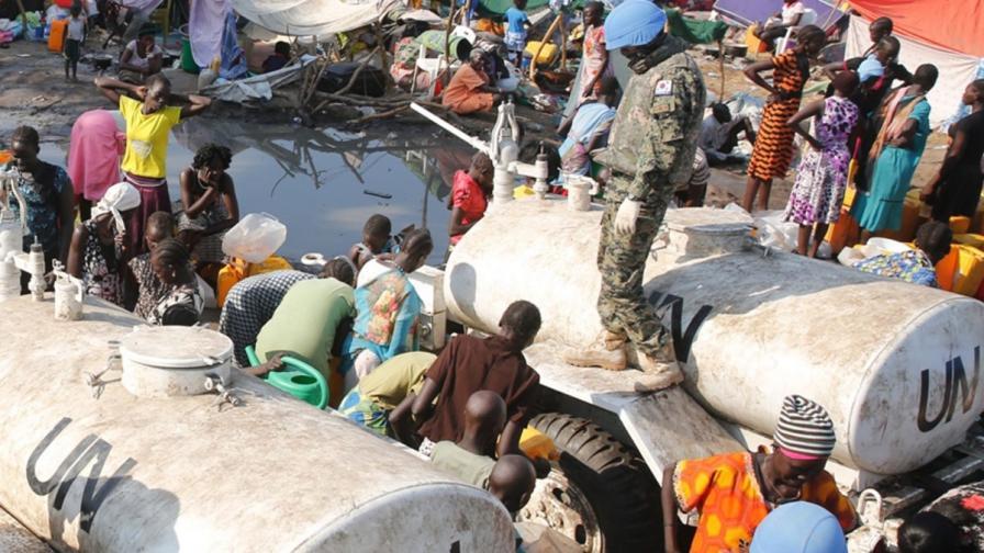 ООН очаква тежки хуманитарни кризи през 2014 г.