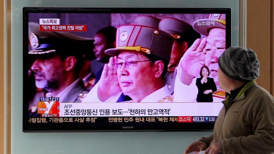 Ким Чен-ун хвърлил чичо си на глутница гладни кучета