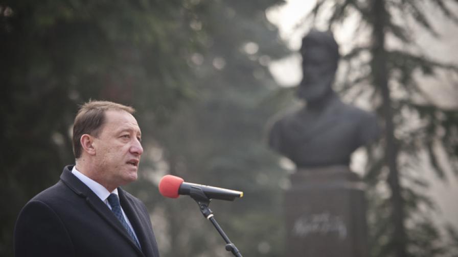 Ангел Найденов отхвърли критиките на ООН
