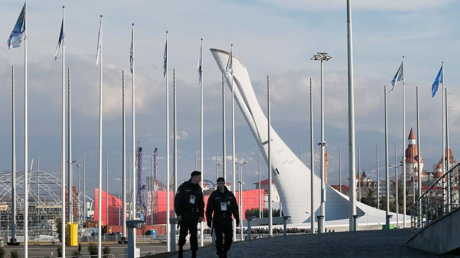 Въведоха небивали мерки за сигурност в Сочи