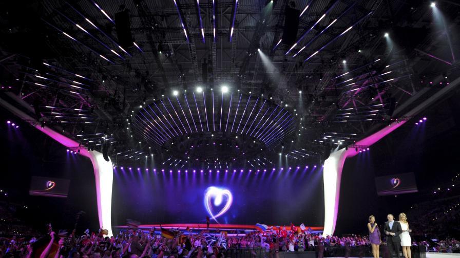 """Заплашиха да изхвърлят Румъния от """"Евровизия"""""""