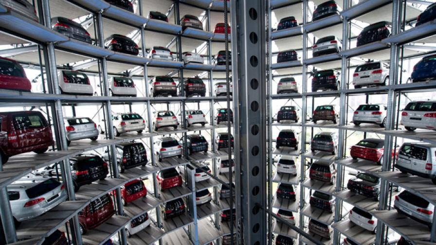 """Фолксваген"" продали рекорден брой коли през 2013"