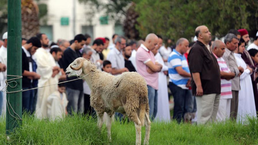 Голям мюсюлмански празник в столицата на Волжка България