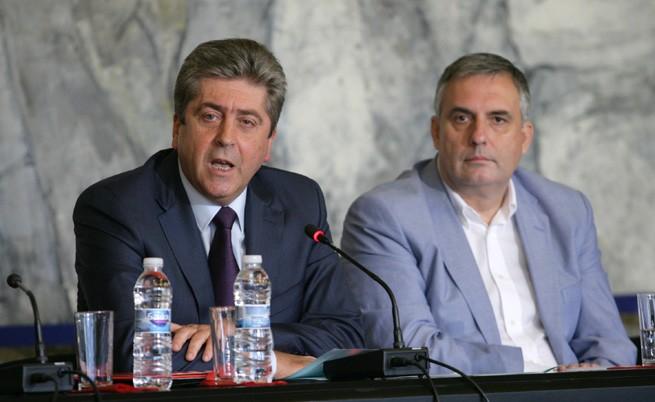 АБВ начело с Калфин на евроизборите