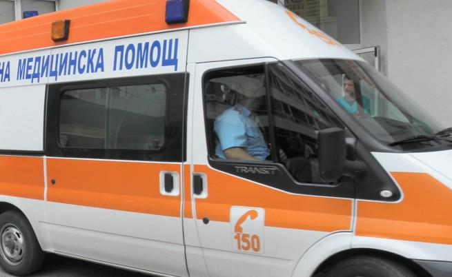 Седем души пострадаха в катастрофа в Прохода на републиката
