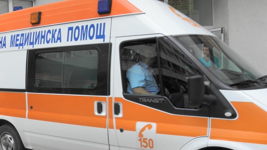 Сигналът за срутена стена в София е бил фалшив