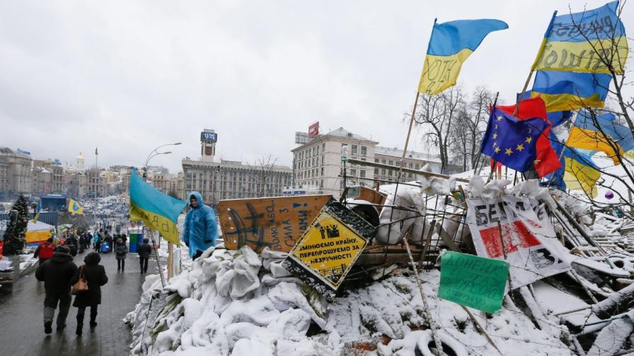 Киев иска да подпише споразумението с ЕС през 2014