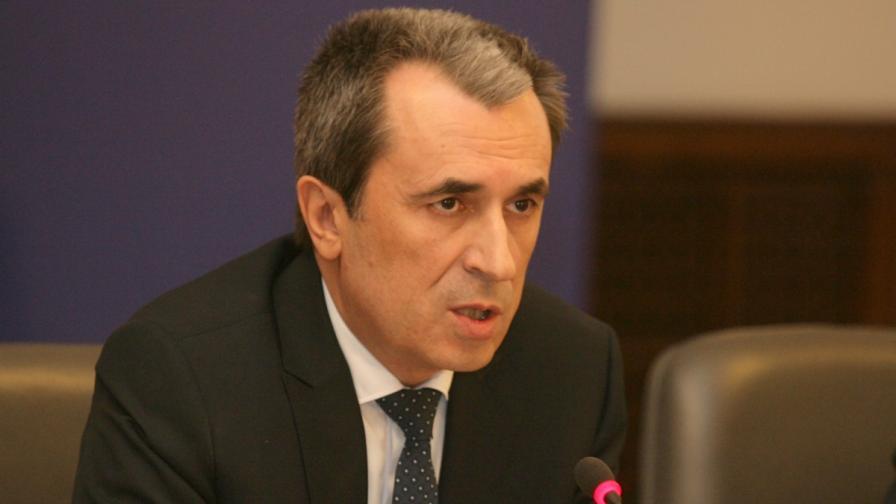 Премиерът Пламен Орешарски